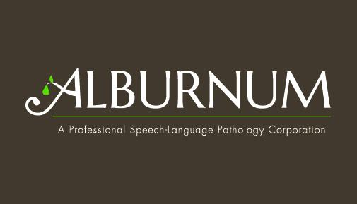 Alburnum Business Card Back